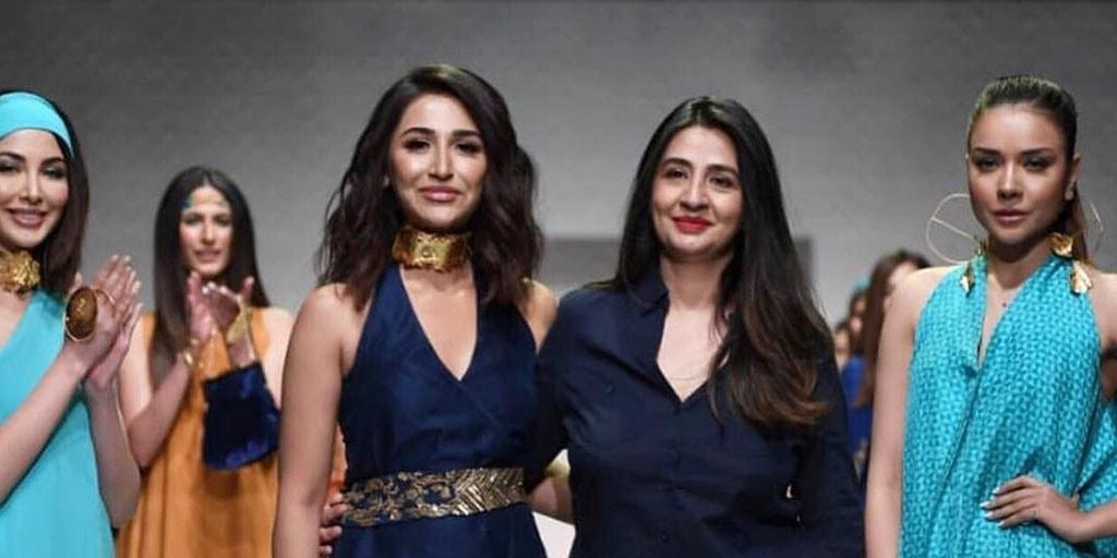 Best Formal Wear Dresses from The Fashion Pakistan Week 2019