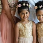 Adorable Flower Girls That Look Like Miniature Divas In Their Dresses
