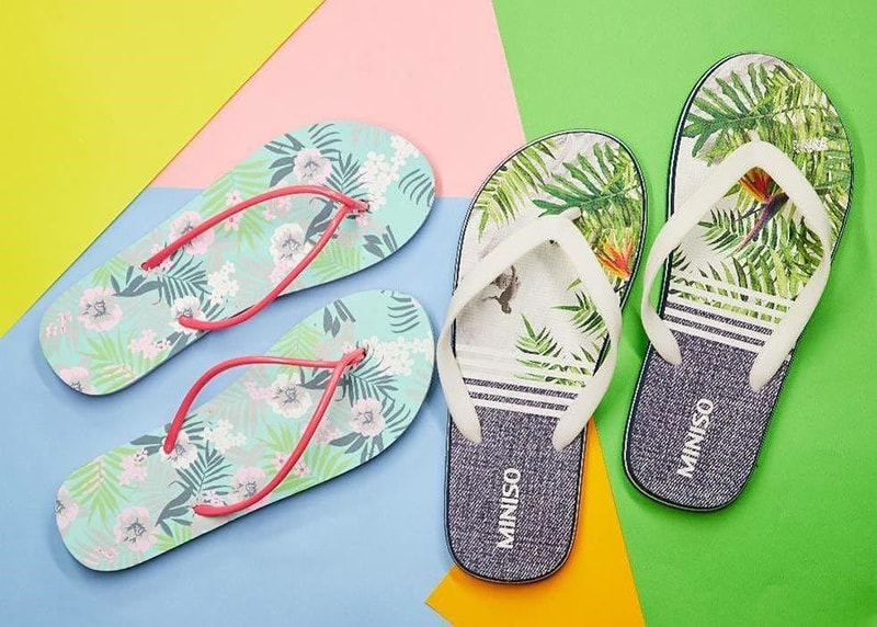 2. Flip Flops From Miniso