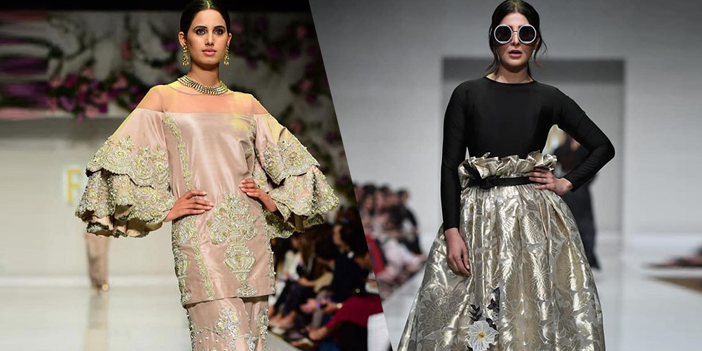 Best Formal Wear Dresses from The Fashion Pakistan Week 2019