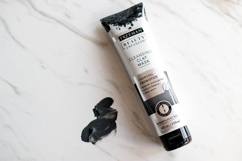 4.	Freeman Beautiful Charcoal Mask