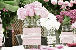 Garden-Themed Wedding Favors To Make Your Wedding Into An Arcadia