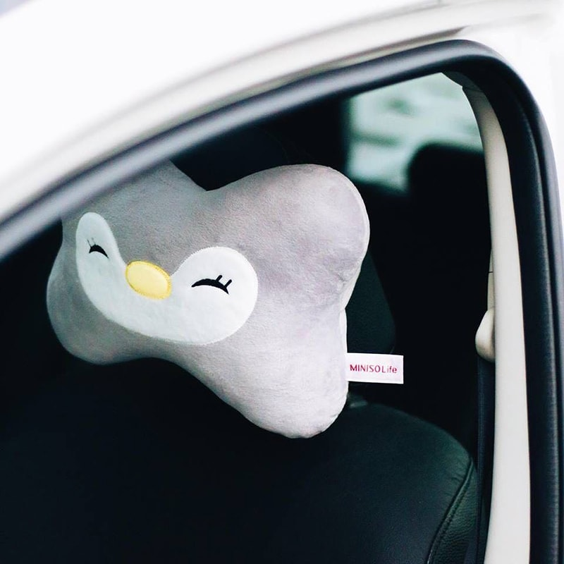 5. Head Rest From Miniso