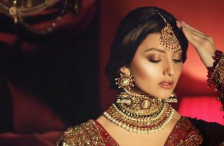 Alluring Chokers by Hamna Amir That Are Epitome of Luxe Elegance
