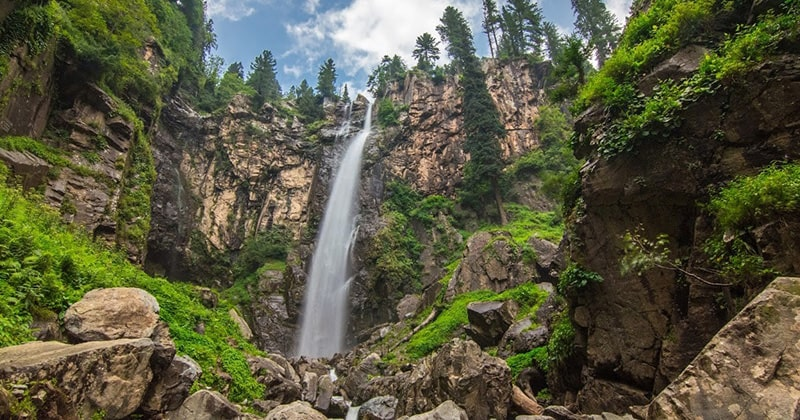 2. Jarogo Waterfall-Swat