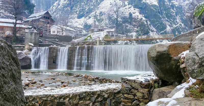3. Kutton Waterfall-Neelum Valley, Kashmir