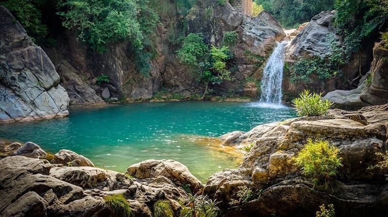 4. Neela Sandh Waterfalls-Mouri Syedan, Rawalpindi