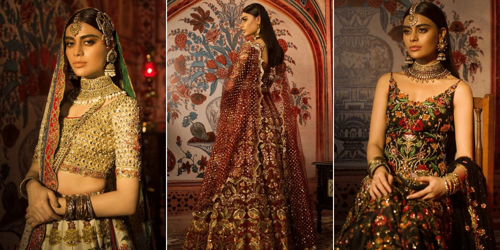 Nomi Ansari's Latest Bridal Dresses Are What You Expected & More!