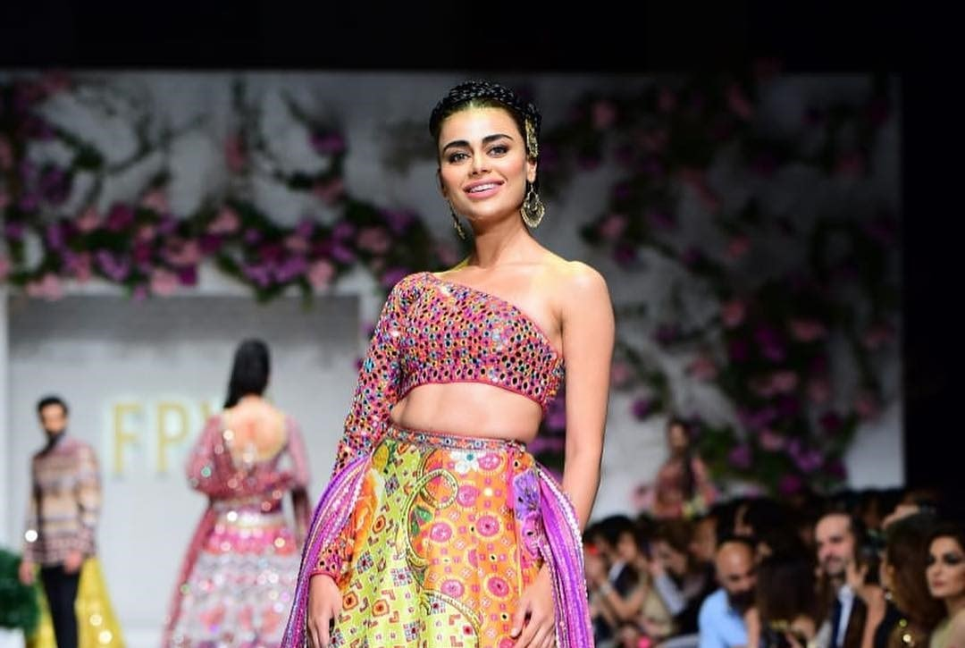Hamna Amir ,Bridal Dress