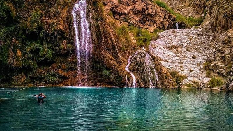 5. Pir Ghaib Waterfall-Quetta