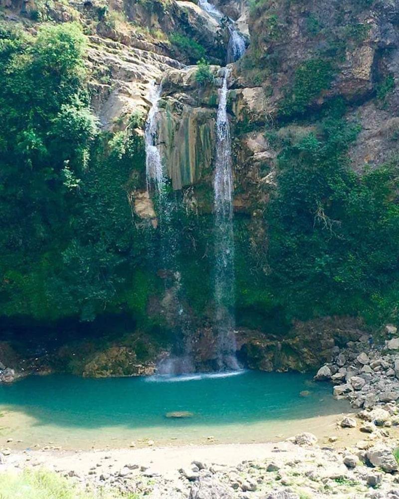 6. Sajikot Waterfall-Abbottabad
