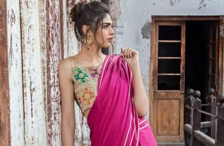 Formal Designer Sarees that You Can Rock at the Wedding of a Beloved