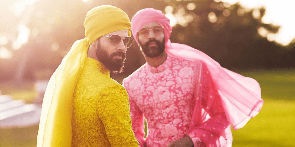 Groom's Fashion: The Best 2019 Sherwani Color Combinations