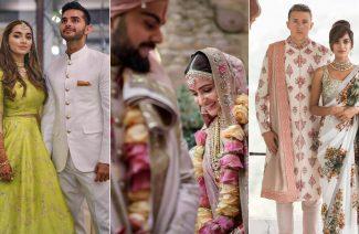 Real Brides' Spin On Iconic Sabyasachi Celebrity Bridal Dresses