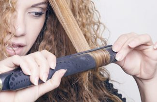How To Straighten Your Hair Without Heating Rods Or Irons Daily..
