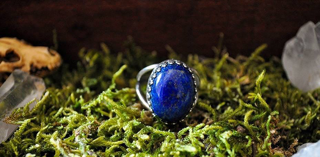Lapis Lazuli Jewelry That Will Transport You To The Age Of The Nile
