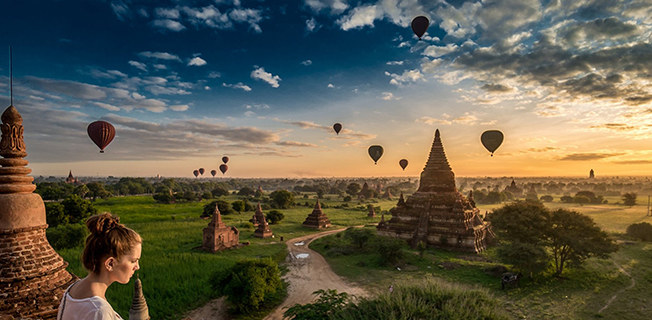5 Most Enchanting Hot Air Balloon Rides To Try On Your Honeymoon
