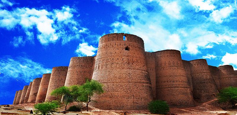 Derawar Fort, Cholistan Desert