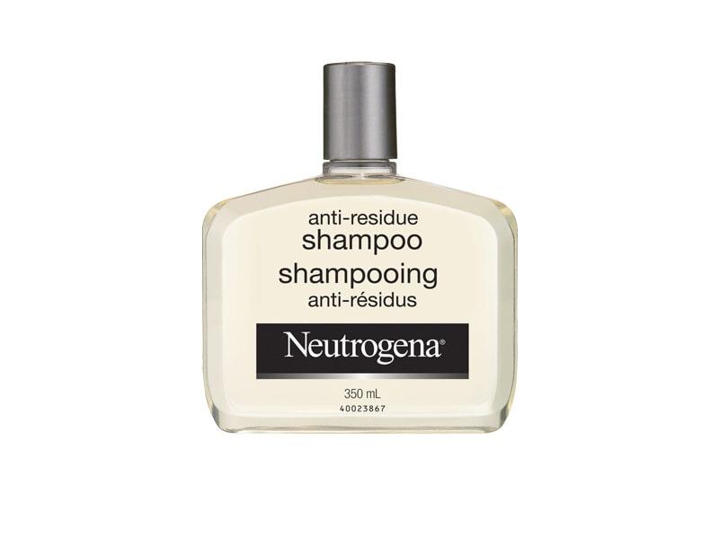 2.Neutrogena Anti-Residue Shampoo