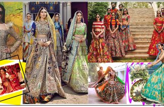 17 Ways To Revamp Your Bridal Lehenga