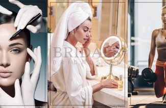 Bridal Beauty Regimen: 5-6 Months Before Your Wedding Day!