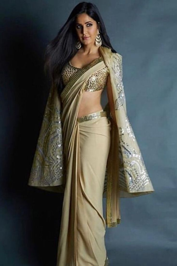 Katrina Kaif in a custom Abu Jani Sandeep Khosla