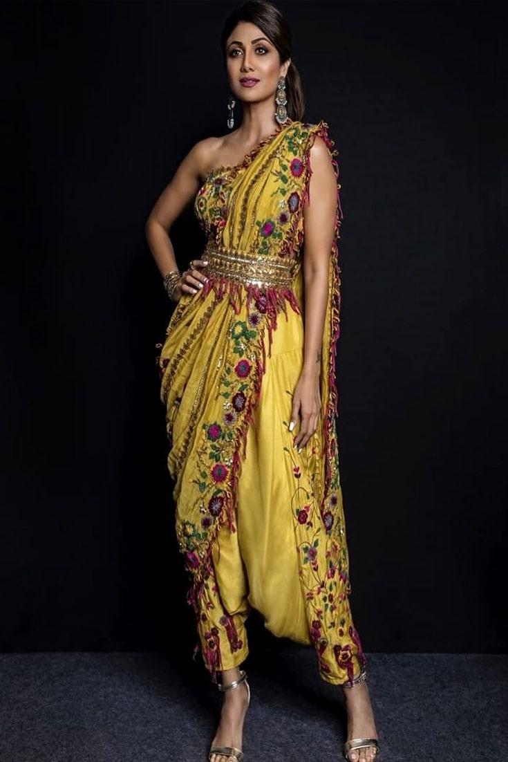 Shilpa Shetty Kundra in Sonam Luthria