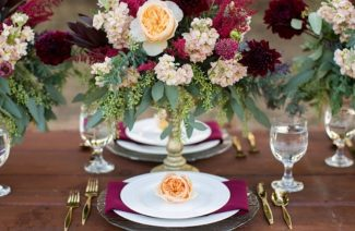 Entrées & Desserts; Few tips For a Spectacular Wedding Menu