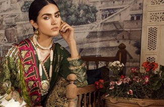 Eid Alert for Brides: Cross Stitch's Swoon-Worthy Rani Bagh Collection Is Here