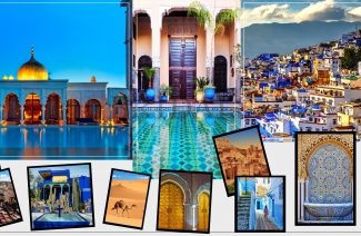 Visit Morocco: A Gem of a Country with Roughened Edges & Exotic Beauty