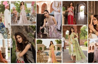 Crimson X Saira Shakira Is Hands Down the Prettiest Eid Collection So Far
