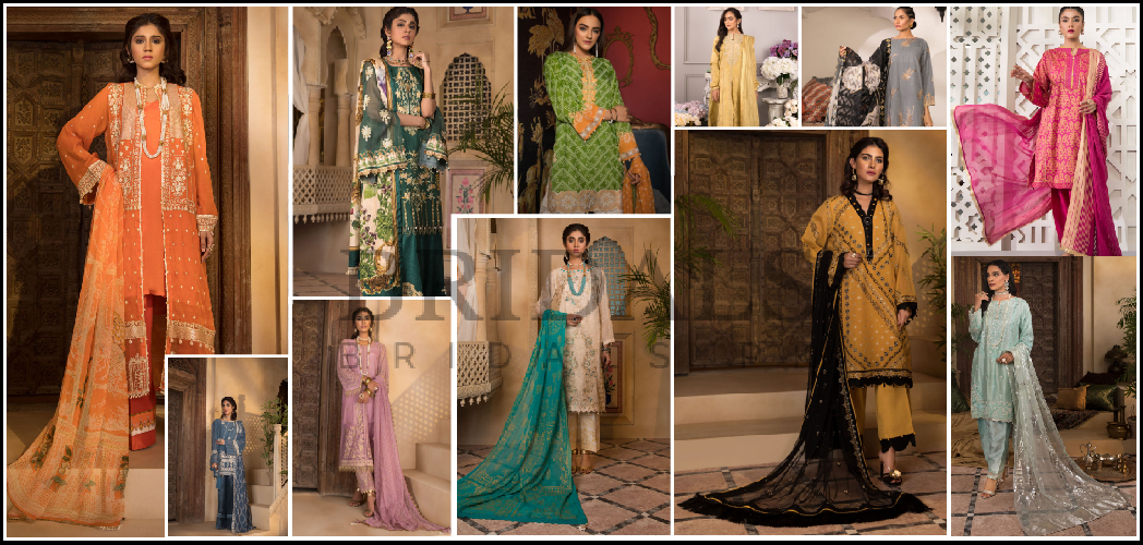 Sapphire's Eid Editions Are Every Traditionalist Newly Wedded Girl's Dream Come True!