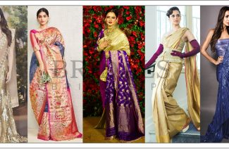 Spectacular in Saree: Style Cues from B-Town's Divas for A Summer Wedding!