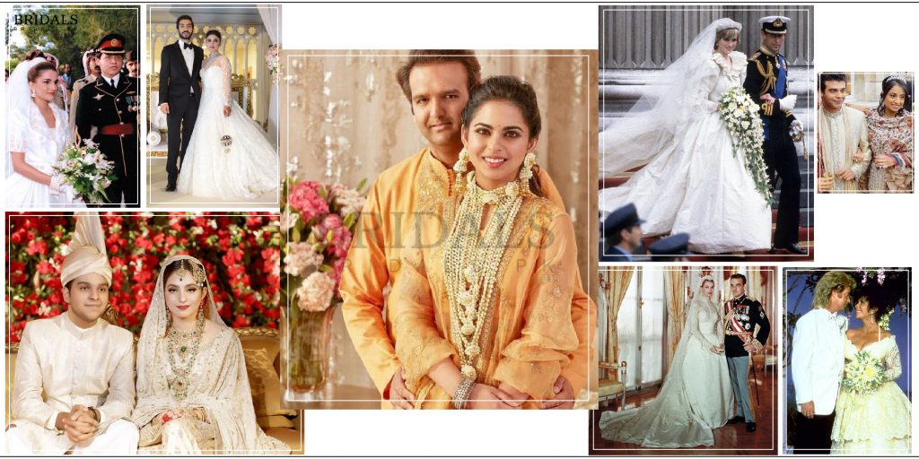 "8 Of The Most ""Big Fat"" Celebrity And Socialite Weddings That We Can't Forget!"