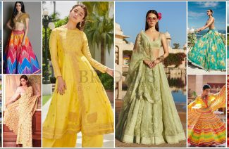 Poolside Mehendi: The Perfect Outfit Inspirations
