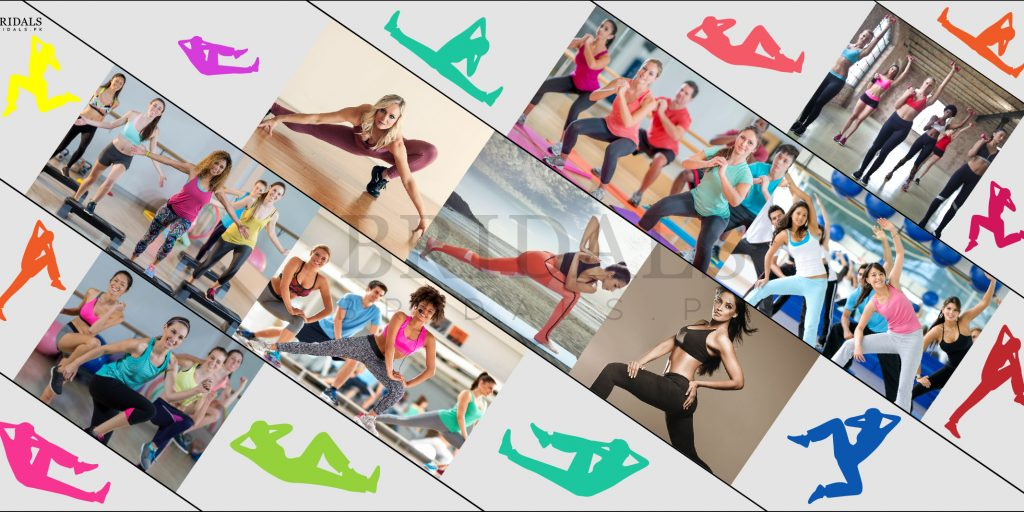 Aerobics: The Not-So-Intense Workout For Brides