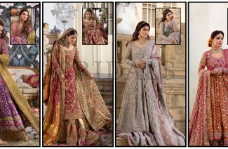 Farah Talib Aziz Presents Elaheh: Every Bride Will Look Like a Mughal-Era Portrait