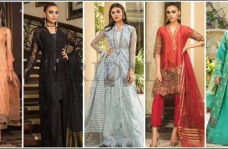 Asim Jofa's Organza Collection is Hitting the Stores & Here's What to Expect