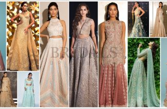 For The Bride Who Loves Soft Hues: Pastel Lehenga's Trending