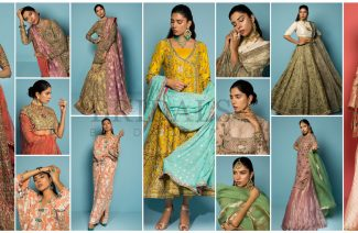 Mahgul's Fleur De Summer Collection Is a Must-Buy for Summer Weddings