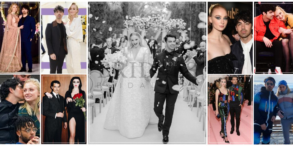 Sophie And Joe Just Got Married Again And Here Are All The Steamy Details!