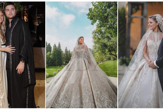Elie Saab Jr. Had The Most Glamorous 3-Day Wedding In Lebanon And We Are In Awe!