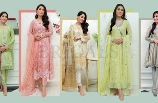 La Fete: Ansab Jahangir's Eid Formals Will Have You In Raptures!