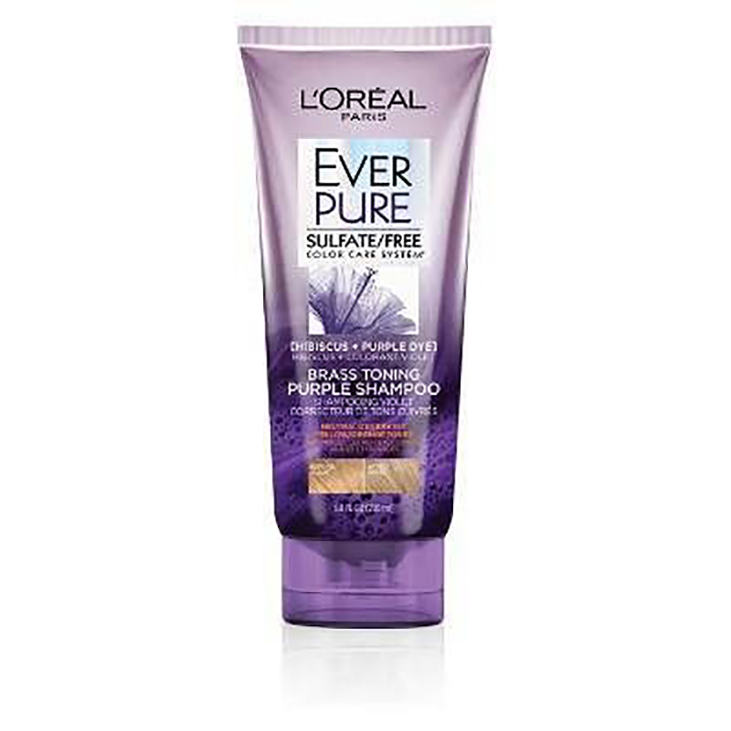 EverPure Brass Toning Purple Shampoo - L'Oreal Paris