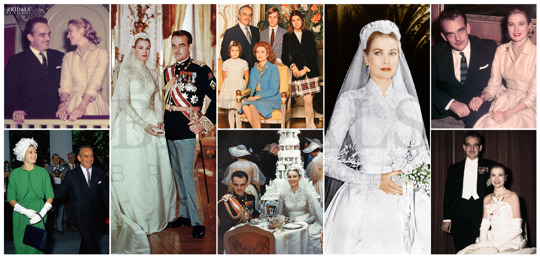 Grace Weds Rainier: The Wedding That Transformed An Actress Into A Princess
