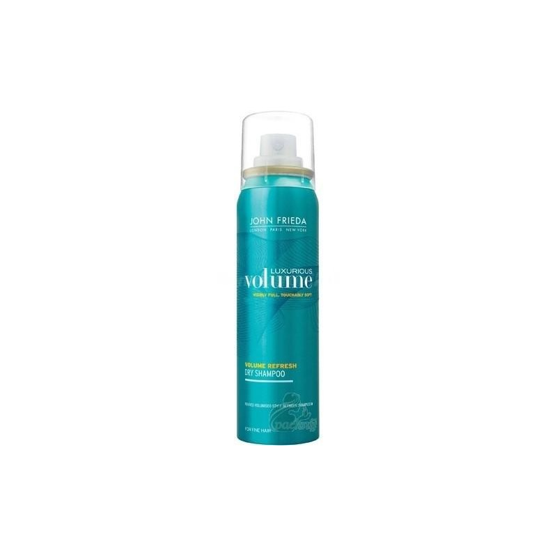John Frieda Luxurious Volume Refresh Dry Shampoo