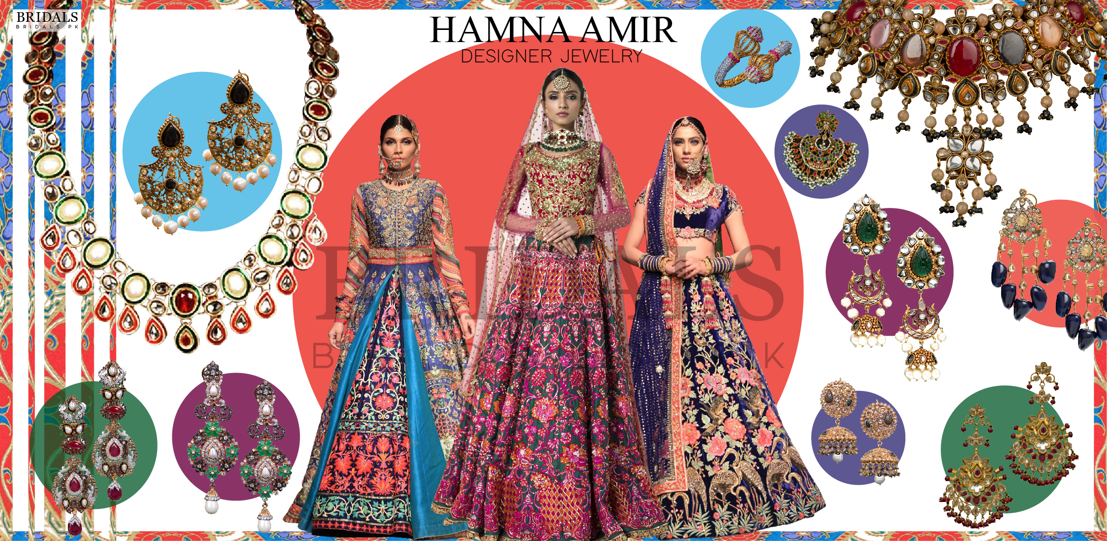 Hamna Amir; The Traditional Bridal Jewelry Maestro Enchants Us Again With Her Designs!