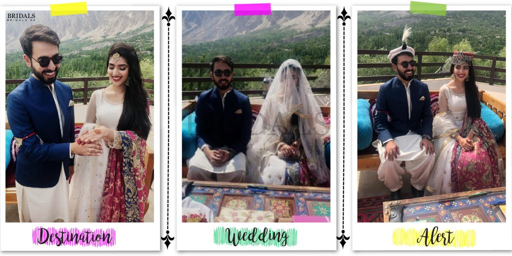 Destination Wedding Alert: Hunza Diaries