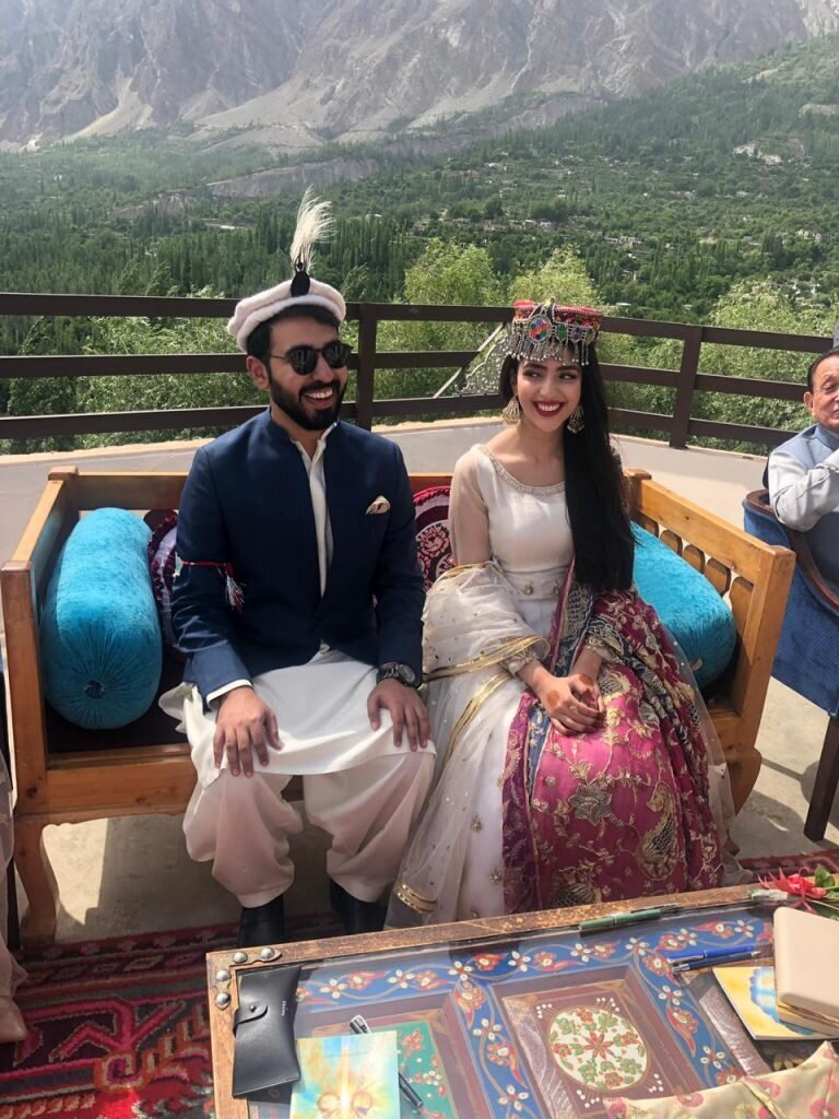 Destination Wedding Alert: Hunza Diaries!! Beautiful venue