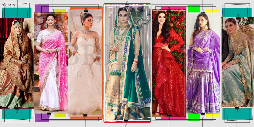 Lehenga Alternatives For Brides Of 2019